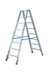 Лестница-стремянка 2х7 двусторонняя
