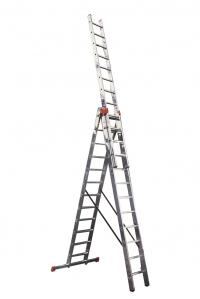 Драбина Tribilo 3x12 сходинок