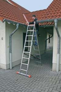 Лестница-стремянка 2х9 ступеней