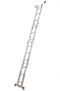 Шарнирная универсальная лестница 4х3