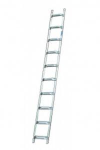 Лестница для крыши, 14 ступеней