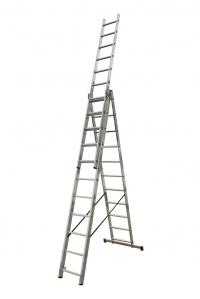 Лестница Corda 3х11 ступеней