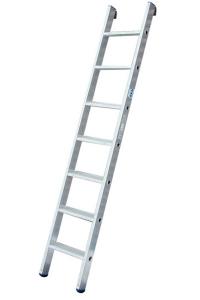 Лестница приставная со ступенями, 7 ступеней
