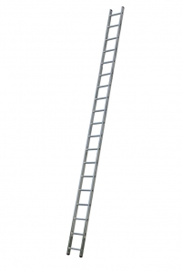 Приставна драбина 20 сходинок