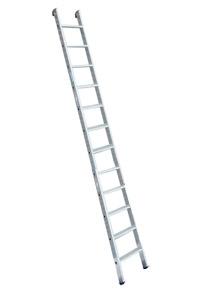 Лестница приставная со ступенями Stabilo 12 ступеней