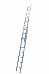 Лестница выдвижная 2х9 ступеней