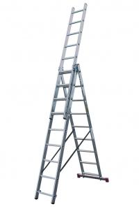 Драбина Corda 3х9 сходинок