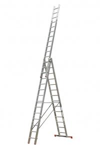 Драбина Tribilo 3x14 сходинок