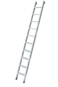 Лестница приставная со ступенями, 10 ступеней