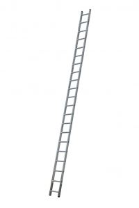 Приставна драбина 22 сходинки