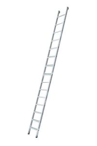 Лестница приставная со ступенями, 15 ступеней