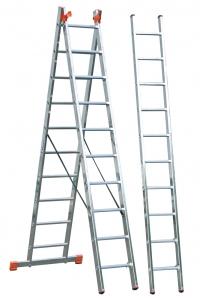 Лестница Tribilo 3х10 ступеней