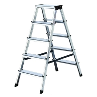 Лестница-стремянка Dopplo 2x5 ступеней