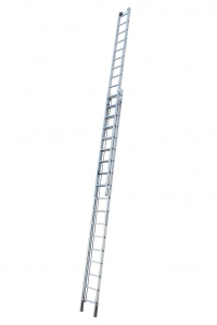 Лестница Stabilo двухсекционная, выдвигаемая тросом 2х18
