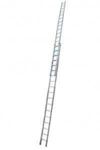 Выдвижная лестница 2х18 ступеней