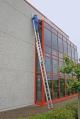 Лестница двухсекционная, выдвигаемая тросом 2х20