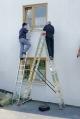 Лестница Tribilo 3х12 ступеней