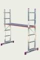 Строительный лестничный помост 2х6