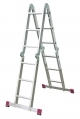 Шарнирная универсальная лестница 4х4