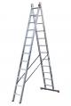 Драбина-стремянка 2х12 сходинок