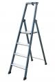 Лестница-стремянка 4 ступени, анодированная